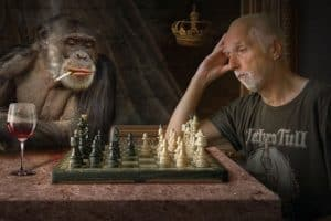 where was chess invented