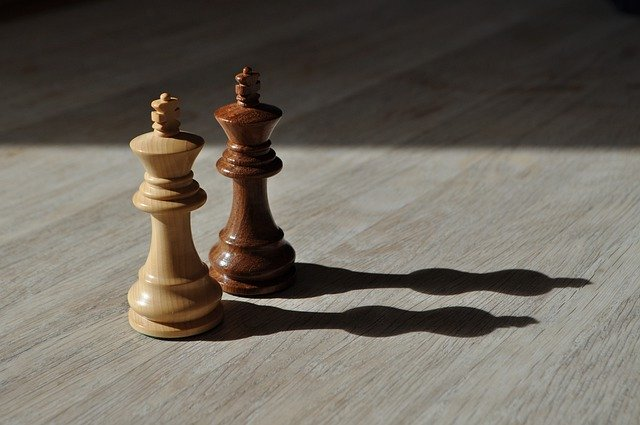 can a king take a king in chess