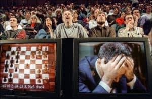 Garry Kasparov vs deep blue