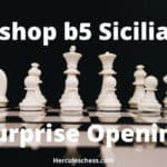 Bishop b5 Sicilian Chess Opening