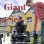 Top 6 Best Giant Chess Sets To Have In Your Backyard