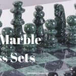 Top 8 Most Beautiful Marble Chess Sets In 2021