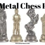 Top 13 Best Metal Chess Pieces You Can't Find On Amazon