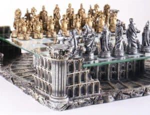 roman chess sets