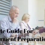 How Do Chess Tournaments Work: Preparing For Your First Tournament!