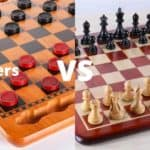 Is Chess And Checkers The Same? We Tell The Difference