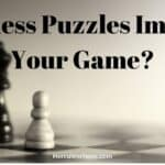 Do Chess Puzzles Improve Your Game?