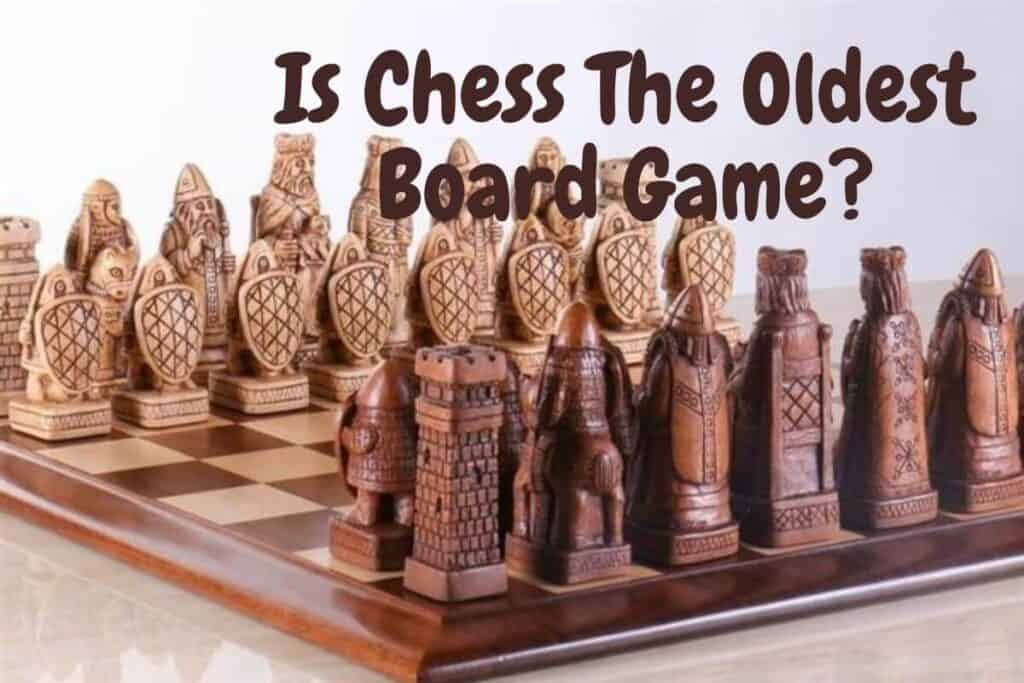 is chess the oldest board game