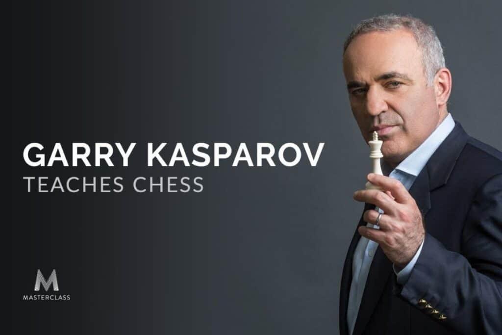 is garry kasparov masterclass good