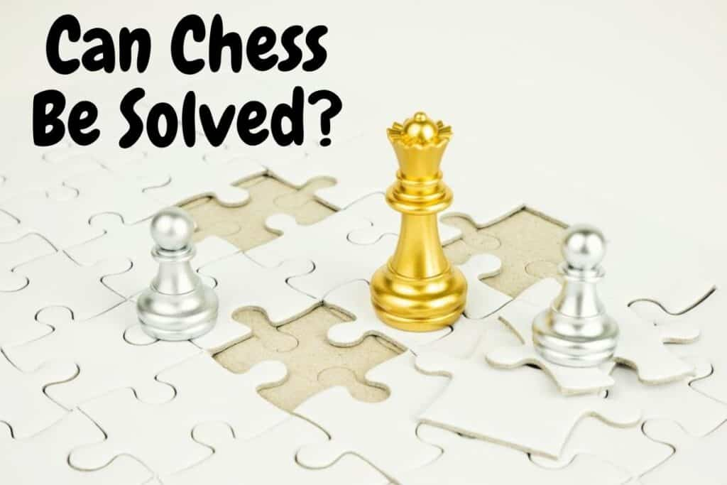 can chess be solved