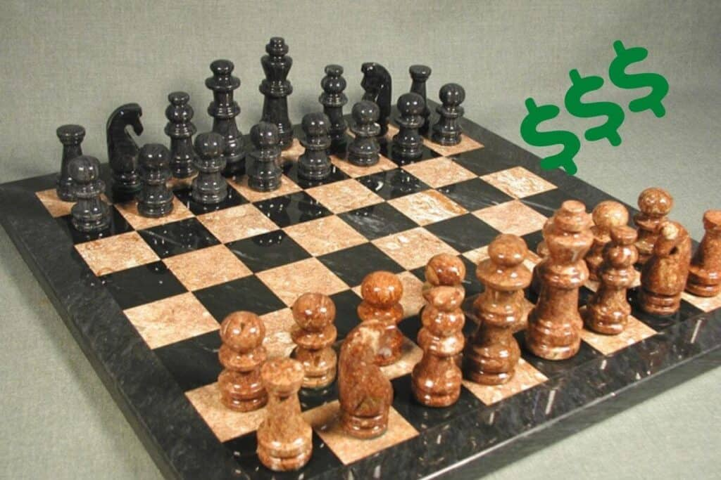 how much does a nice chess set costs