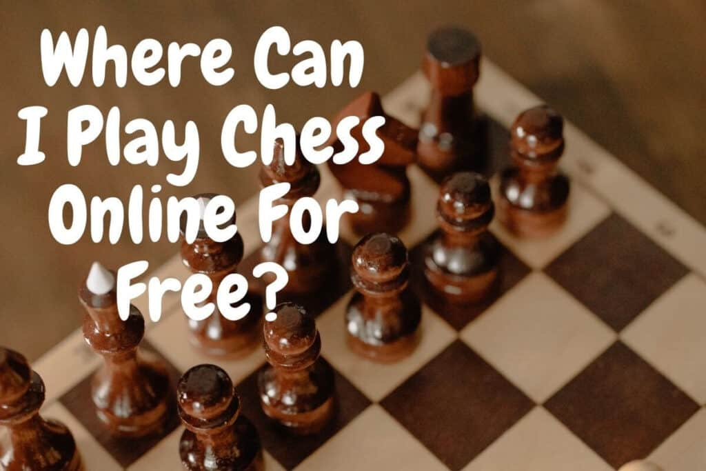 where can i play chess online for free
