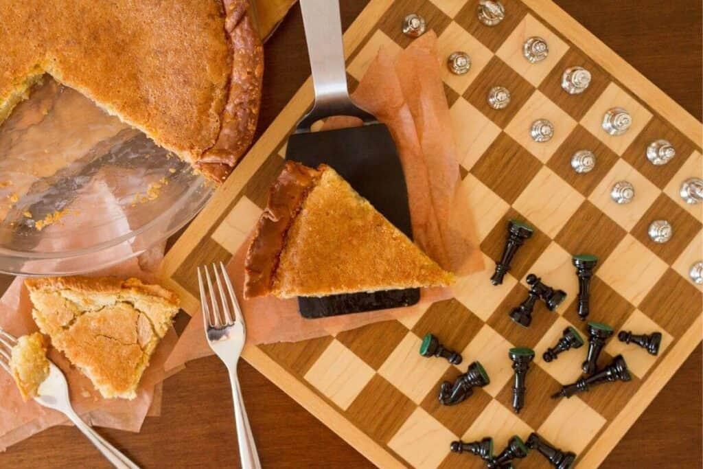 chess pie